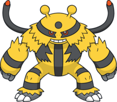 Electivire (dream world).png