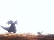 EP114 Dragonite de Drake vs Pikachu de Ash.png