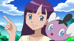 Pokémon de Katharine