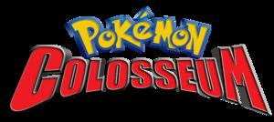 Logo de Pokémon Colosseum