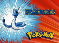"""Dragonair en el segmento """"¿Quien es ese Pokémon?"""""""