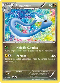 Carta de Dragonair