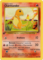 Charmander (Base Set TCG)
