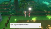 Maestra Pikachu
