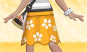 Falda de Flores Naranja.png