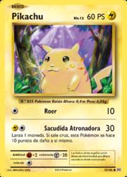 Pikachu (Evoluciones TCG).png