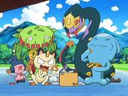 EP572 Pokémon del Team Rocket comiendo.png