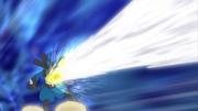 EP770 Pikachu impactando contra Lucario.png