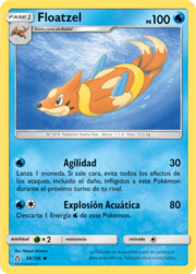 Floatzel (Ultraprisma TCG).png