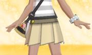 Minifalda Plisada Beis.png