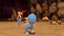Captura de una escena de combate Pokémon DBPR.png