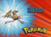 """Dodrio en el segmento """"¿Quien es ese Pokémon?"""""""