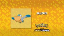 Pelipper.