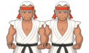 Dúo karateka