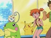 EP274 Misty, Togepi, Pikachu y Politoed.jpg