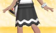 Falda con Línea Negro.png