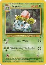 Ivysaur (Base Set 2 TCG)