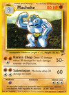 Machoke (Base Set 2 TCG)