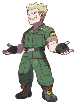 Teniente Surge
