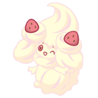 Alcremie (dream world) 2.png