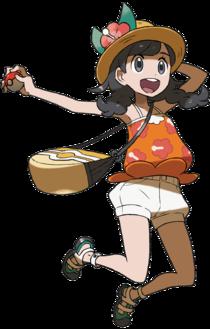 Más cautivador peinados pokemon ultrasol Colección De Cortes De Pelo Consejos - Pokémon Ultrasol y Pokémon Ultraluna - WikiDex, la ...