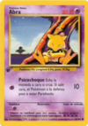Abra (Base Set TCG)