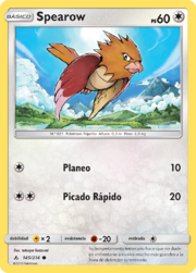 Spearow (Vínculos Indestructibles TCG).png
