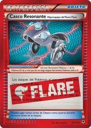 Casco Resonante Hiperequipo del Team Flare (Fuerzas Fantasmales TCG).png