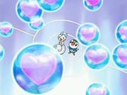 EP518 Piplup y Pachirisu usando una combinación de rayo burbujas y dulce beso.png
