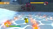 PokéPark 2 lucha con Hydreigon.png