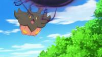 Pumpkaboo usando bola sombra.