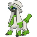 Furfrou caballero (dream world).png