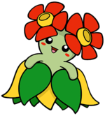 Bellossom (dream world).png
