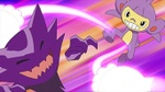 EP592 Ambipom vs Haunter.jpg