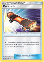 Escapatín (Ultraprisma 122 TCG).png