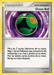 Ocaso Ball (Tesoros Misteriosos TCG).png