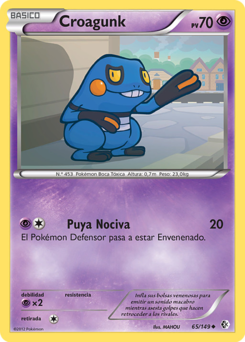 Carta de Croagunk