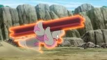 Gurdurr usando fuerza equina.