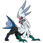 Silvally acero (dream world).png