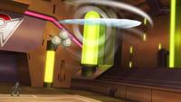 Magneton usando bomba sónica.