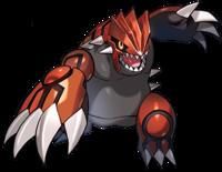 Artwork de la distribución de Groudon del Festival de Pokémon legendarios.png