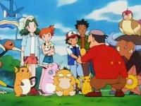 Errores en los Pokémon.
