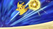 EP770 Pikachu de Ash usando bola voltio.png