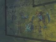 Pintura de Omastar