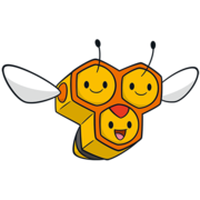 Combee (dream world).png