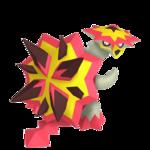 Turtonator macho