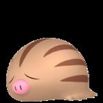 Swinub macho