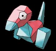 Evoluciona a: * Porygon → Porygon2