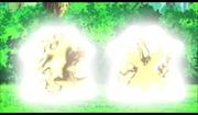 Archivo:EP642 Ditto 1 transformandose a Giratina y ditto 2 a Regigigas.webm