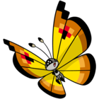 Vivillon continental (dream world).png